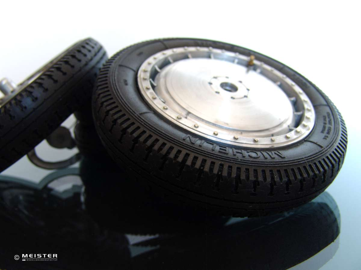 Modellreifen für Modellautos