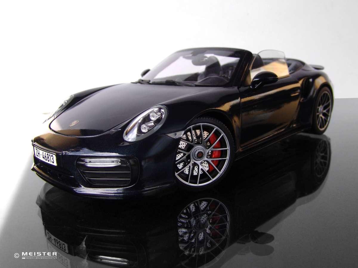 Fahrzeugmodellbau Modellauto Porsche 911