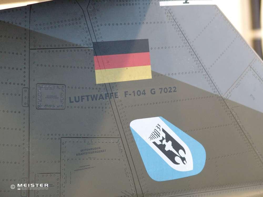 Lackierservice F-104 Starfighter