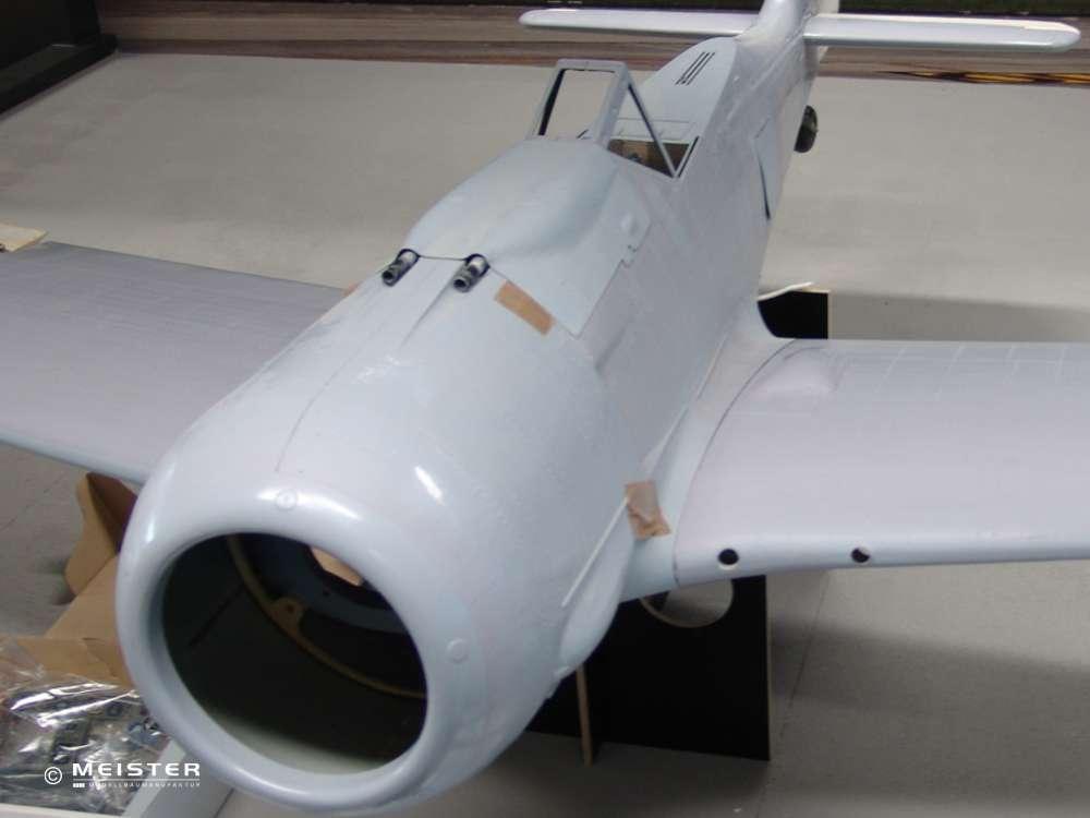 Focke Wulf FW-190A8 Sist Warbird Bausatz
