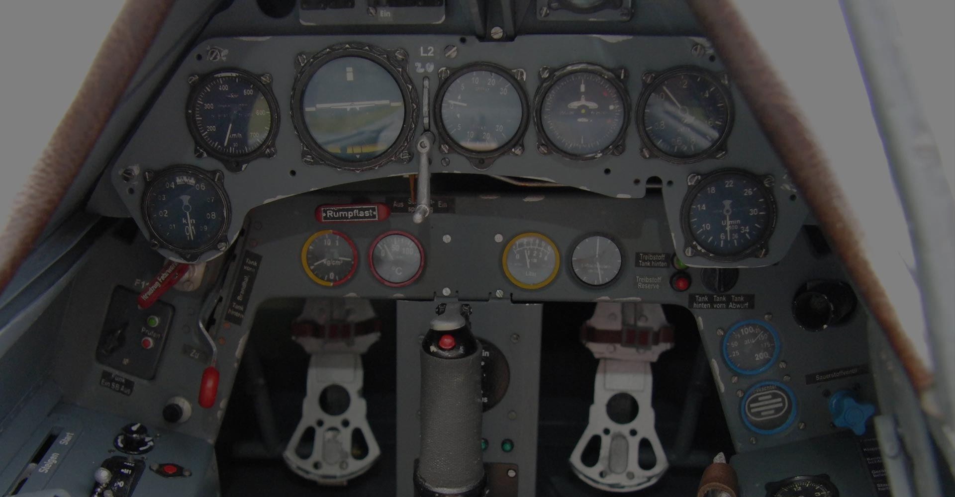 Scale Cockpit Modellbauservice