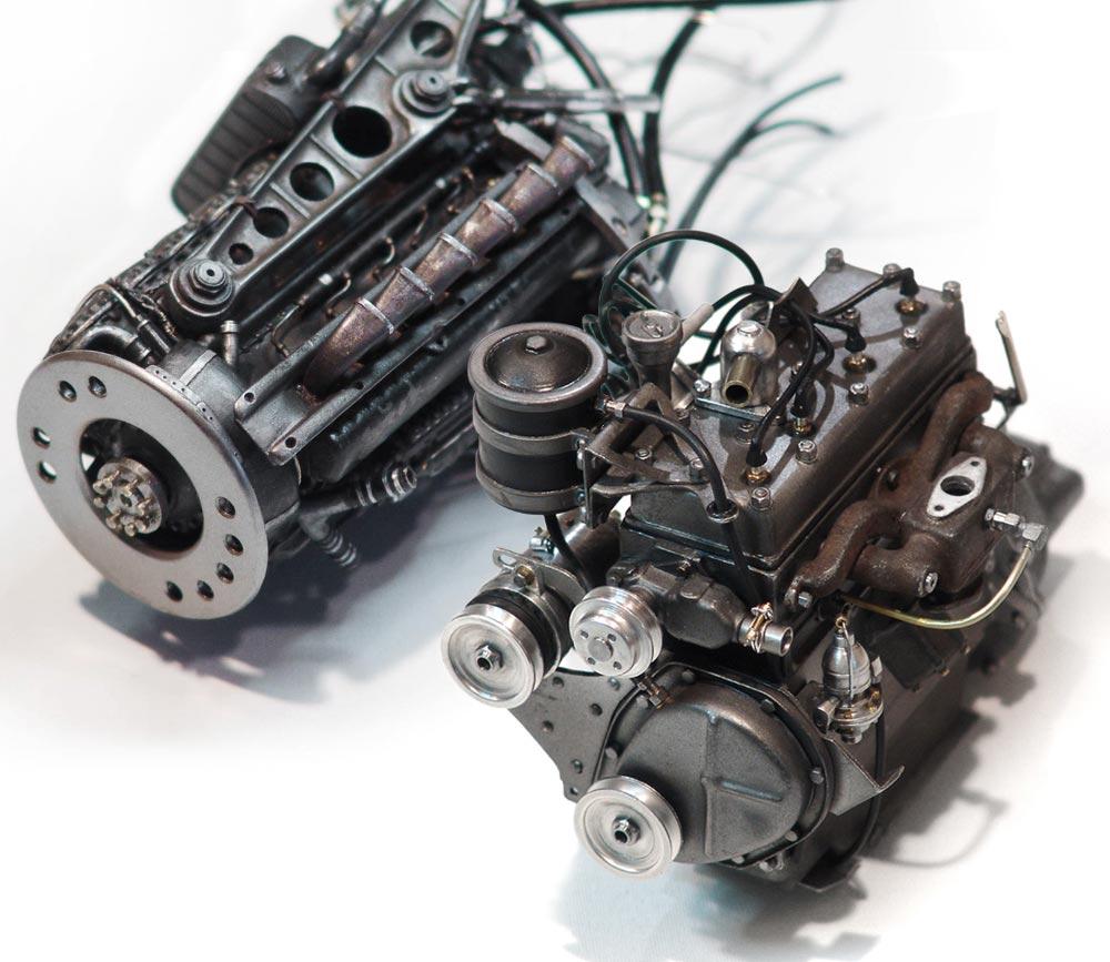 Modellbauservice Modellmotoren