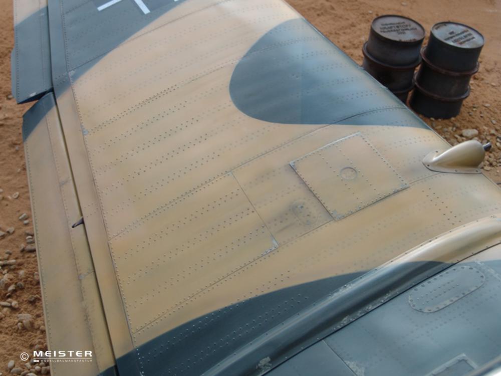 Junkers Ju87 R2 Warbird Großmodellbau