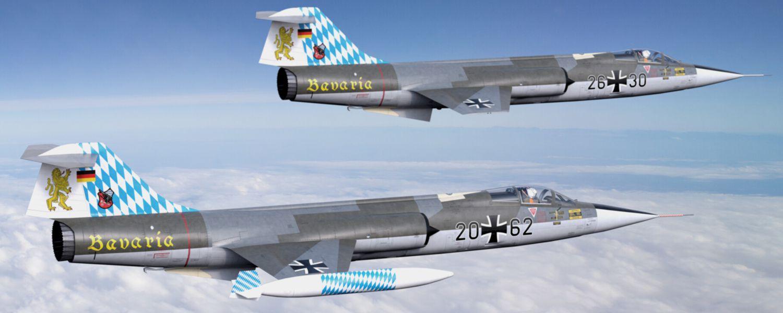 Starfighter F-104 Bavaria